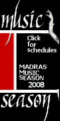 Madras Music Season 2008